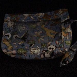 Handbags - On sale now!! Really cute- zippered bag- fun!